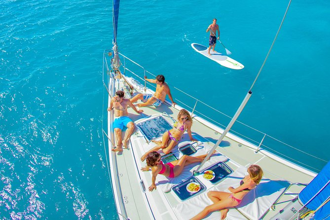 Half-Day Luxury Sailing Cruise in Freeport