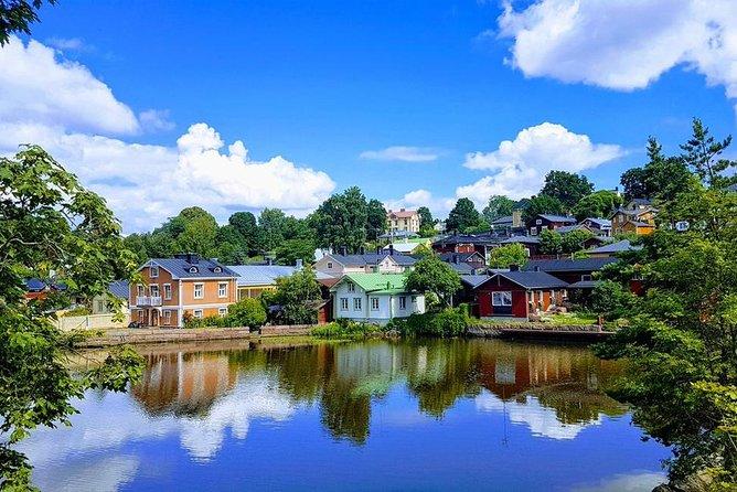 Discover Helsinki & Medieval Porvoo Village Private Tour