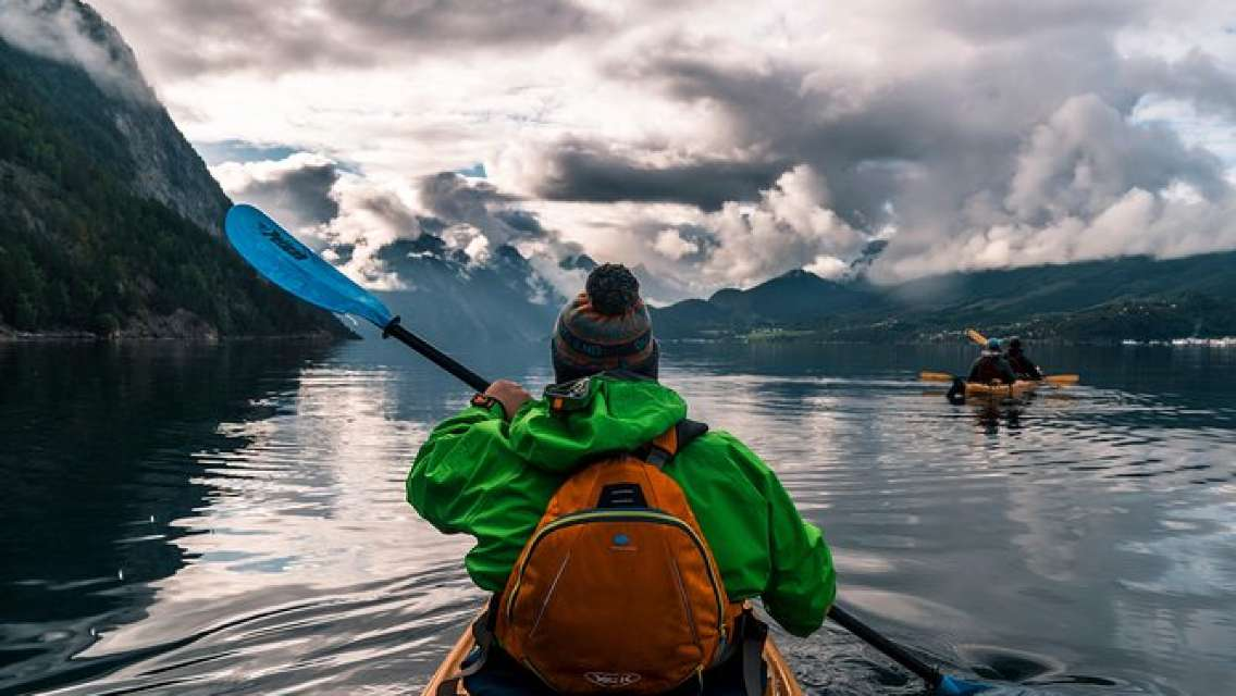 6 Day Fjord Kayaking Trip Norway