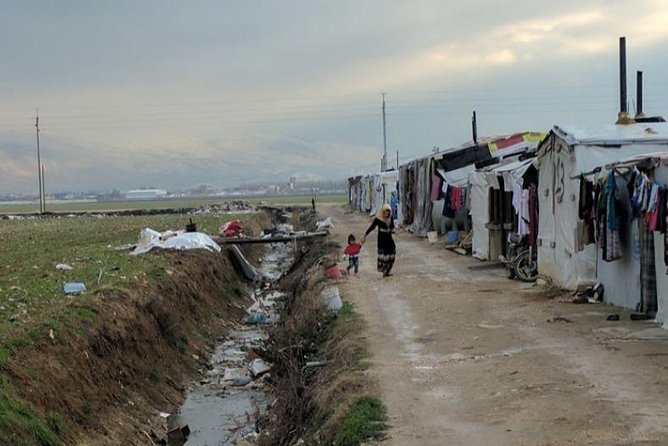 Refugee Camp Visit Lebanon