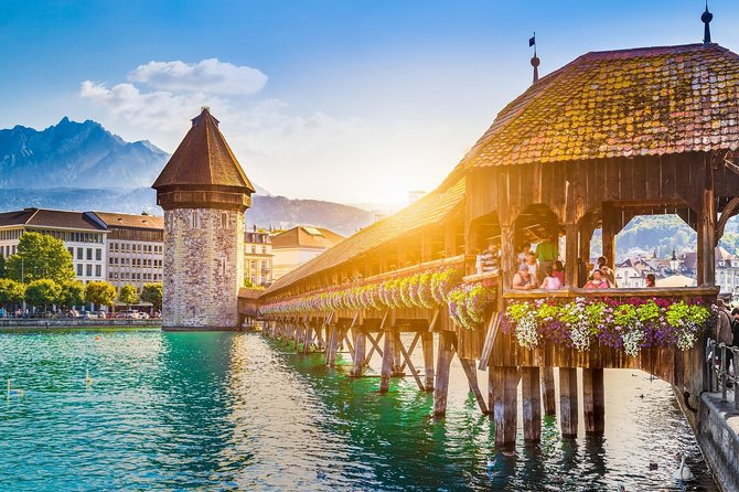 GAILY TOUR in LUCERNE - Gay & Lesbian Tour