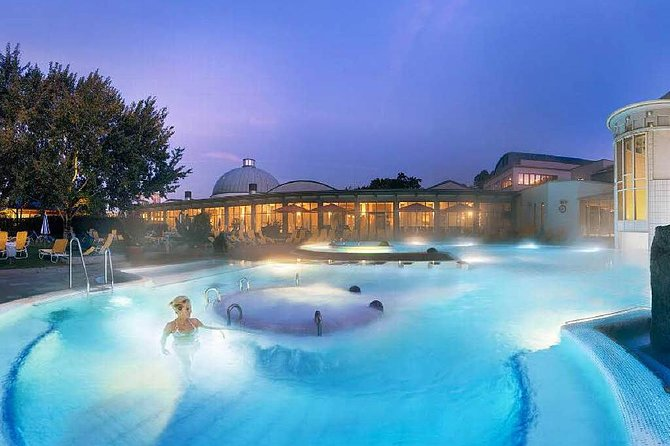 Cassiopeia thermal spring WELLNESS WITH TRADITION Entrance Ticket with Hotel Pick-Up and Drop-Off Included