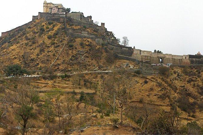 Kumbhalgarh Trails (Guided Full Day Sightseeing Tour)