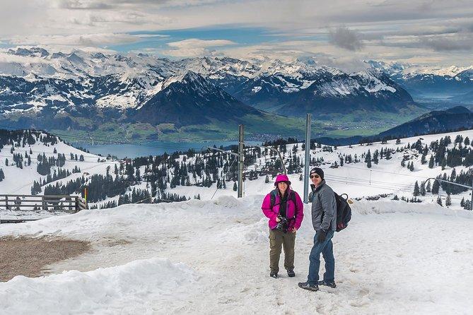 Mount Rigi and Lucerne Winter Photo Tour
