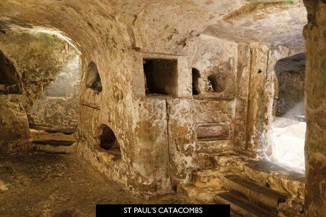 Rabat Mdina and San Anton Gardens Group Tour with St. Paul's Catacombs