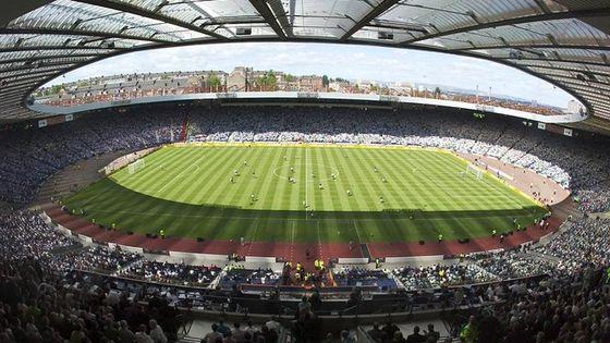 Hampden Park Stadium and Museum Tour