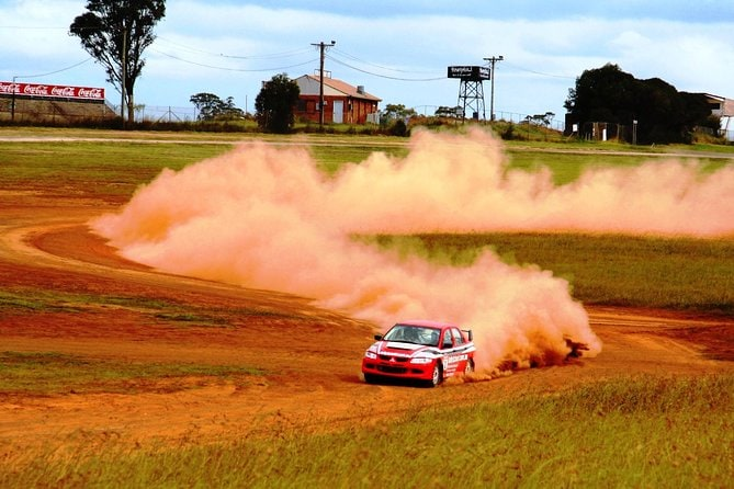 Victoria Rally Car Drive 8 Lap and Ride Experience