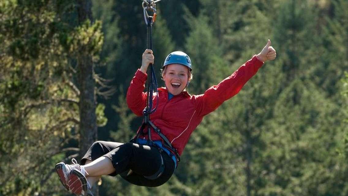 Small-Group Zipline Adventure