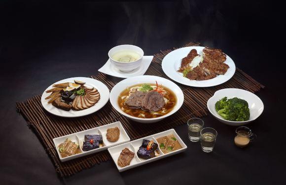 【米其林推薦】台灣美食・天下三絕牛肉麵套餐