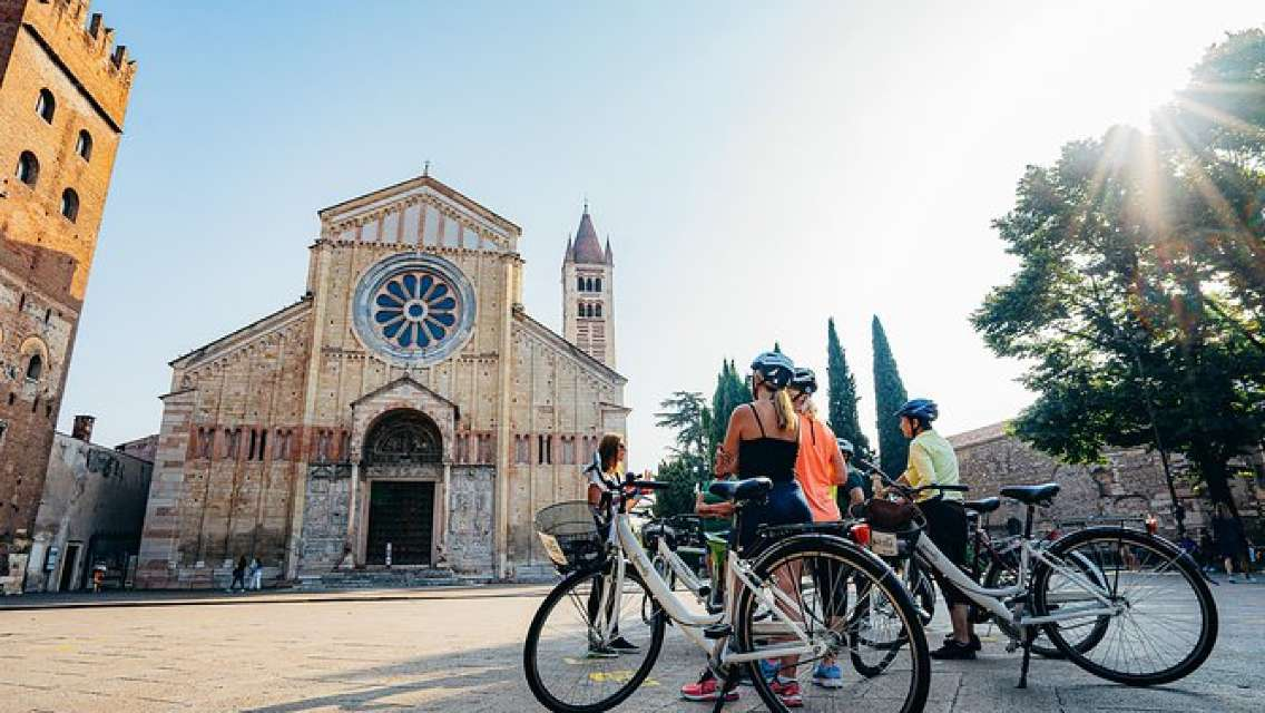 Verona Small-Group Bike Tour