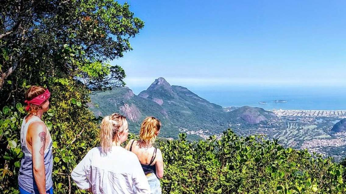 Tijuca Forest Adventure Full-Day Hike (Small-Group or Private)