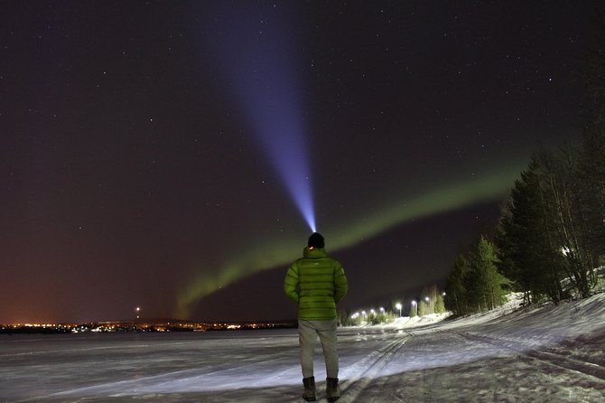 Northern lights hunting tour and professional photography 8 persons Max