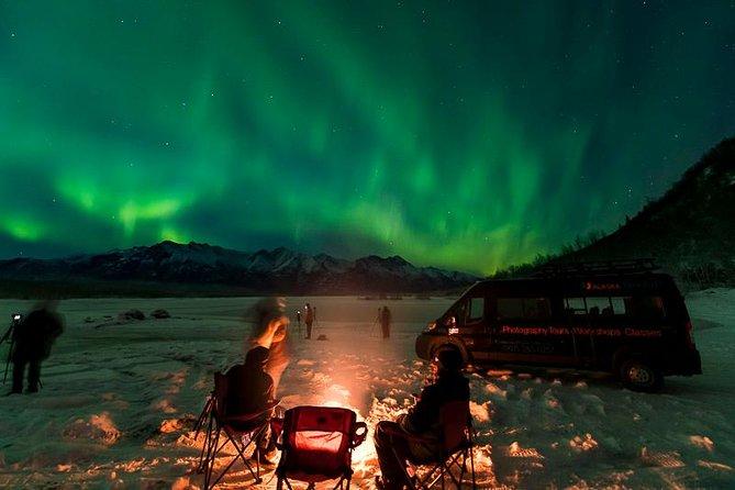 Anchorage Aurora Quest - Northern Lights Photo Tour