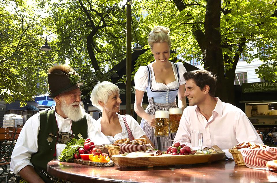 德國慕尼黑 自行車半日遊(老城區+啤酒花園+可選上/下午)