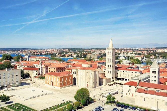 Zadar 2 hour walking tour