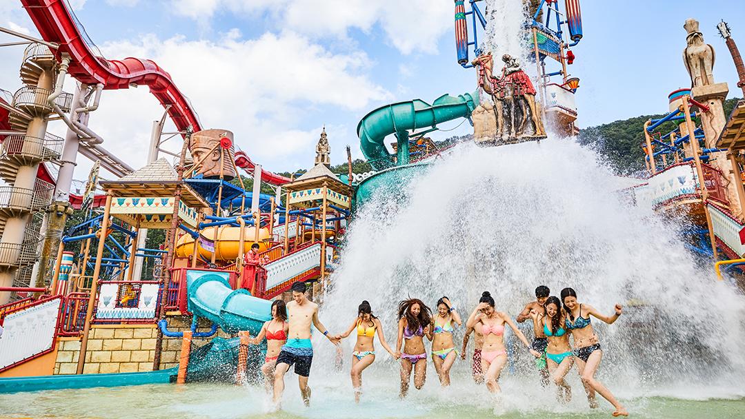 洪川大明維爾瓦第度假村 水上樂園 Ocean World 門票