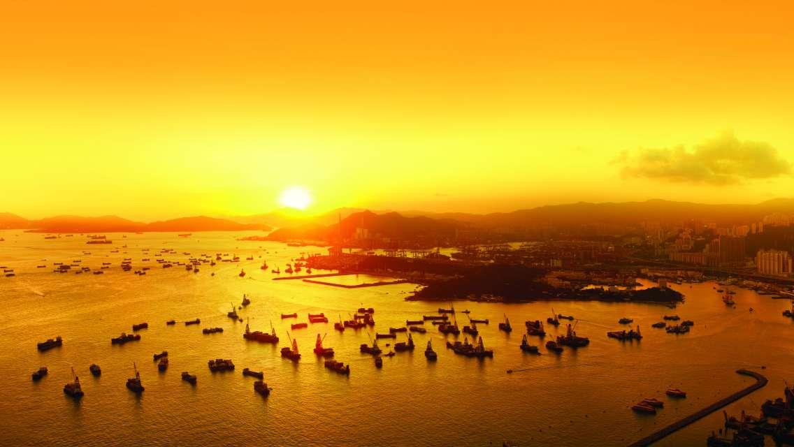 香港太平山頂+凌霄閣+香港天際100觀景台夜遊(上山纜車快捷通道)
