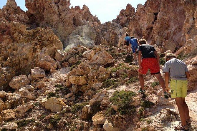 Milos Geological Tour