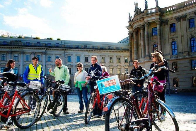 Private Berlin 3-Hour Bike Tour: Berlin's Best