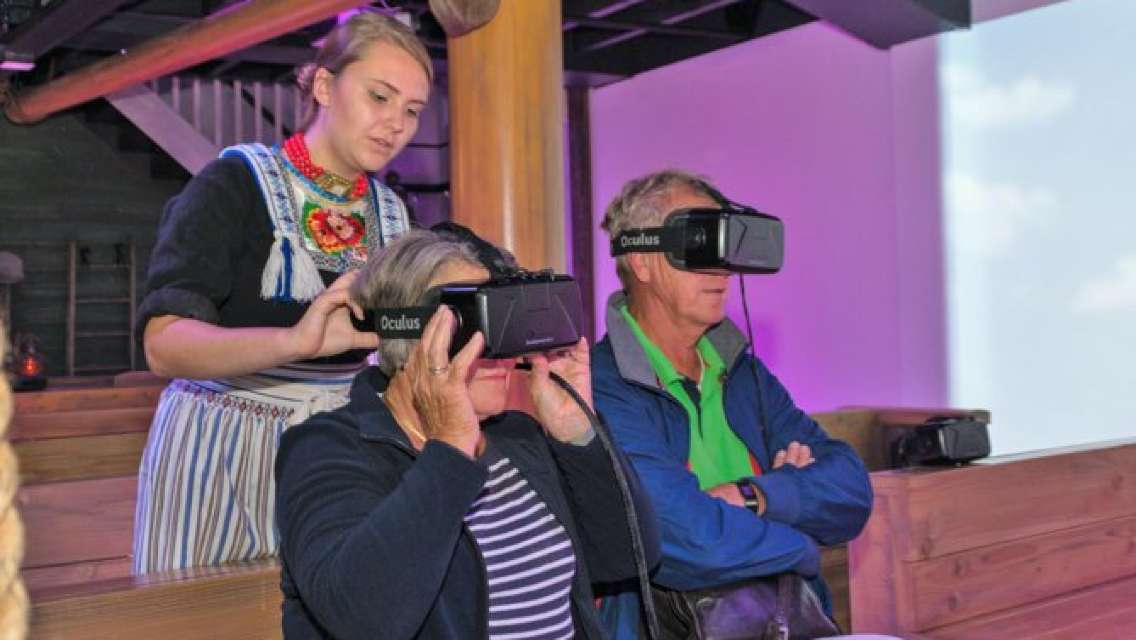 Experience Volendam - Historical tour, Virtual Reality