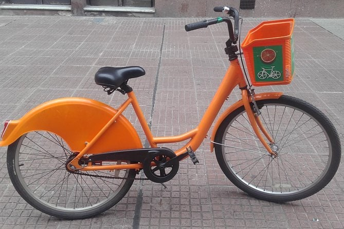 Urban Bike Rental in Montevideo