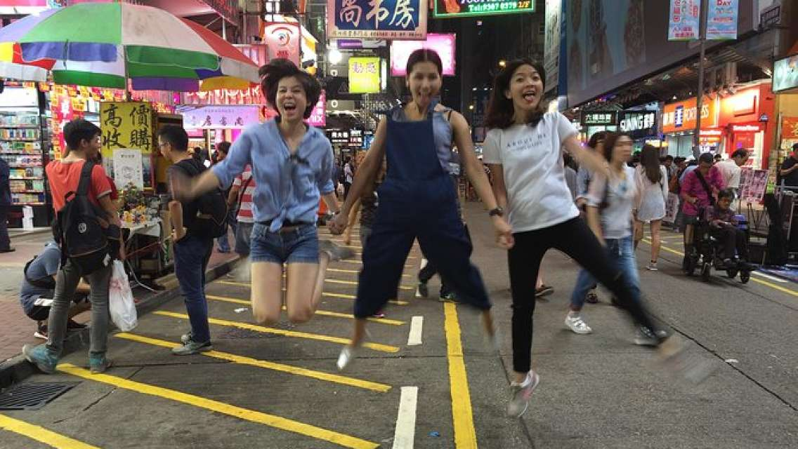 Private Mongkok City Night Tour in Hong Kong
