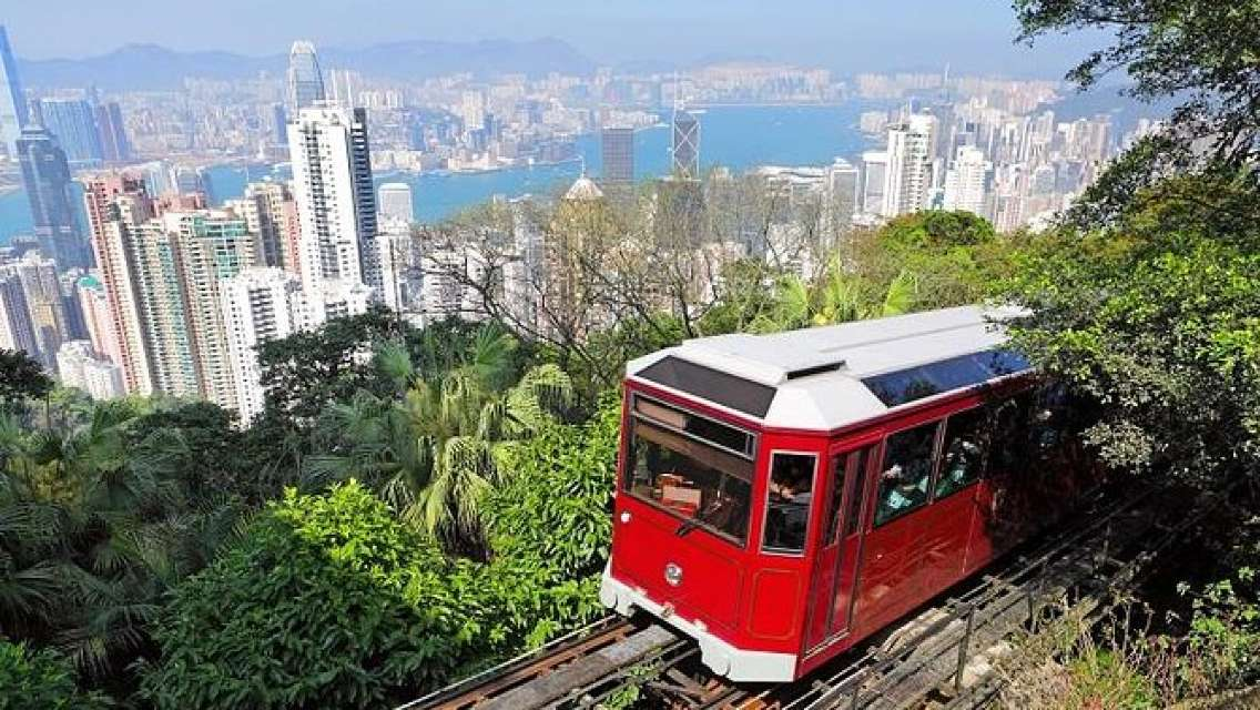 Private Highlights Tour of Hong Kong Island