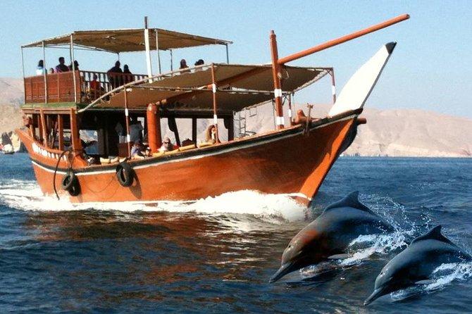 Khasab Musandam Dhow Cruise To Musandam Fjords