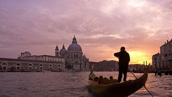 Venice Gondola Ride and Serenade with Dinner