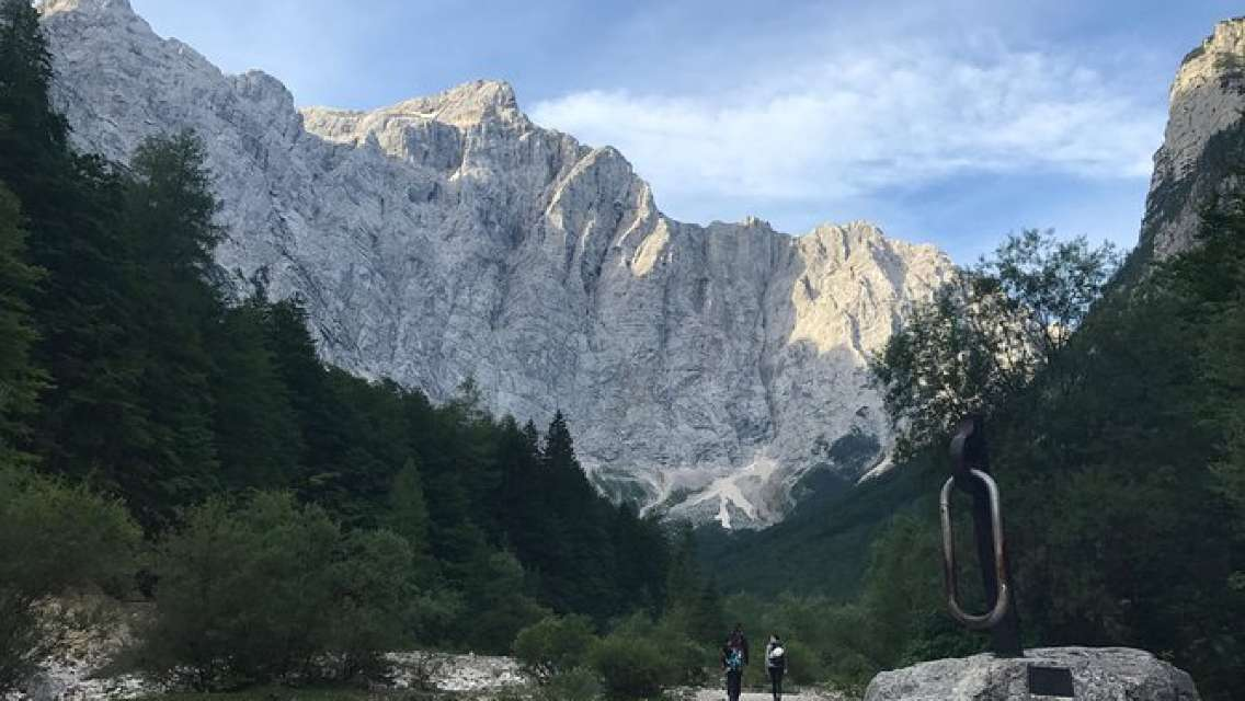 Hiking Julian Alps,Slovenia