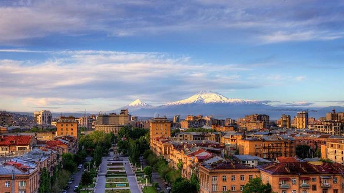 City tour in Yerevan