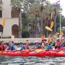 Half-Day Split Sea Kayak Adventure