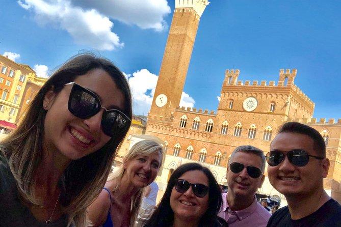 Private Tour - Three Cities Siena - Monteriggioni - San Gimignano