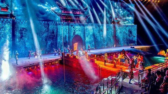 "Xiamen Ancient Courtyard and the Show ""Legend of Southern Fujian""Ticket"