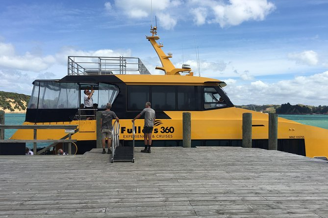 Rotoroa Island Ferry Ticket from Auckland