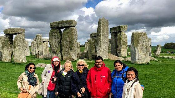 Stonehenge and Bath Tour with Oxford University Alumni