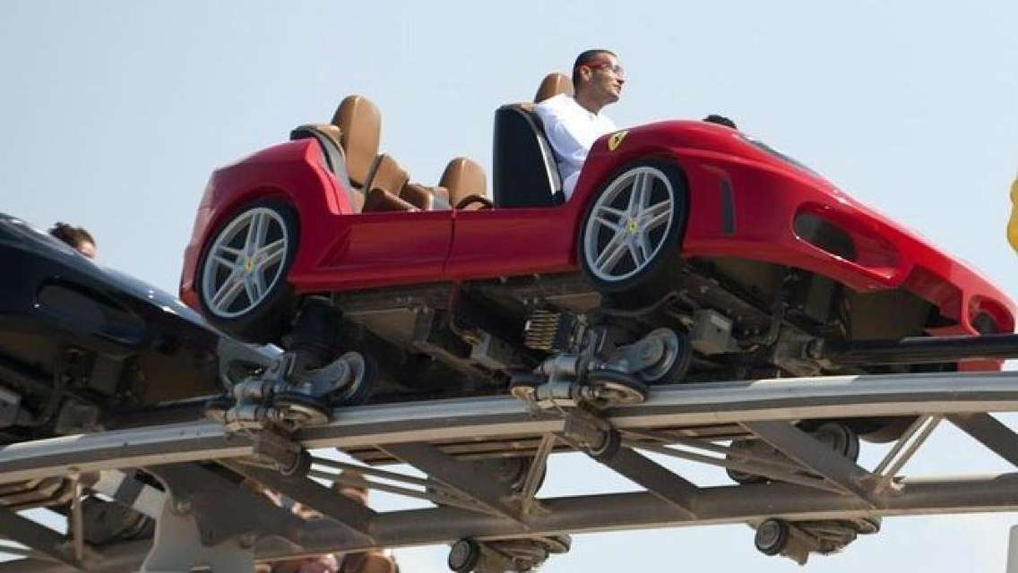 Private Abu Dhabi Tour With Ferrari World From Dubai for 1 to 5 people