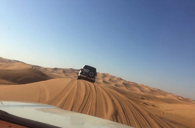 두바이 사막 오프로드 투어