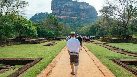 Day tour to Dambulla, Sigiriya & Kaudulla Safari