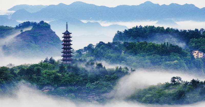 方岩風景名勝區
