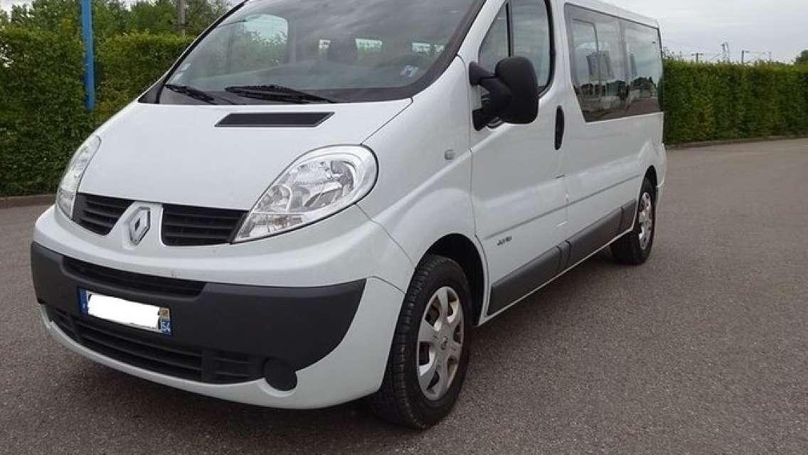 Arrival Private Transfer from Vilnius VNO in Minivan