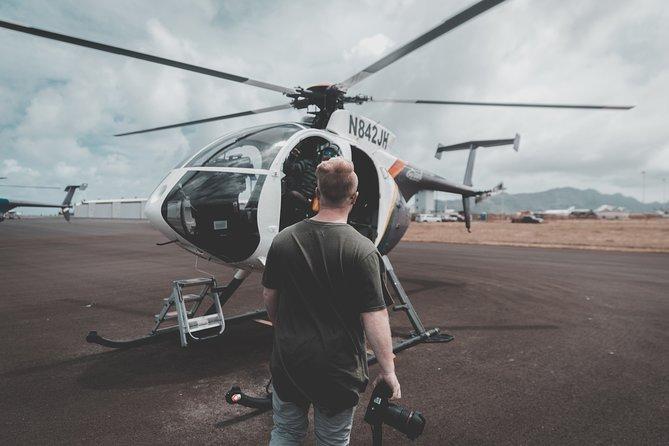 45-Min Helicopter Tour around Paris