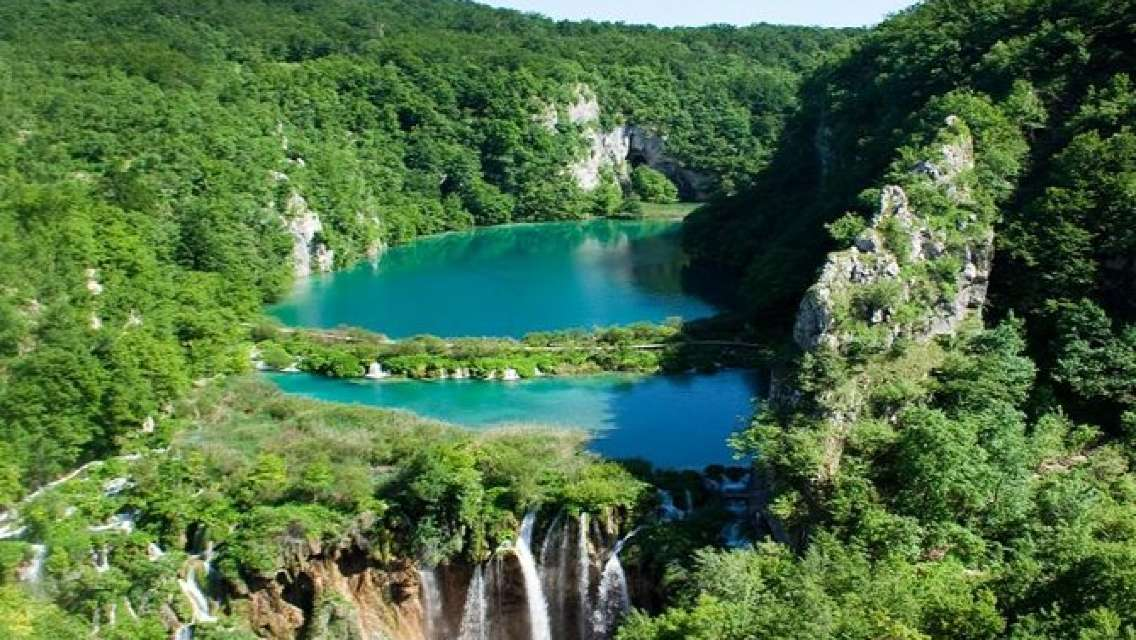 Private Tour to Plitvice Lakes from Split with Drop off in Zagreb