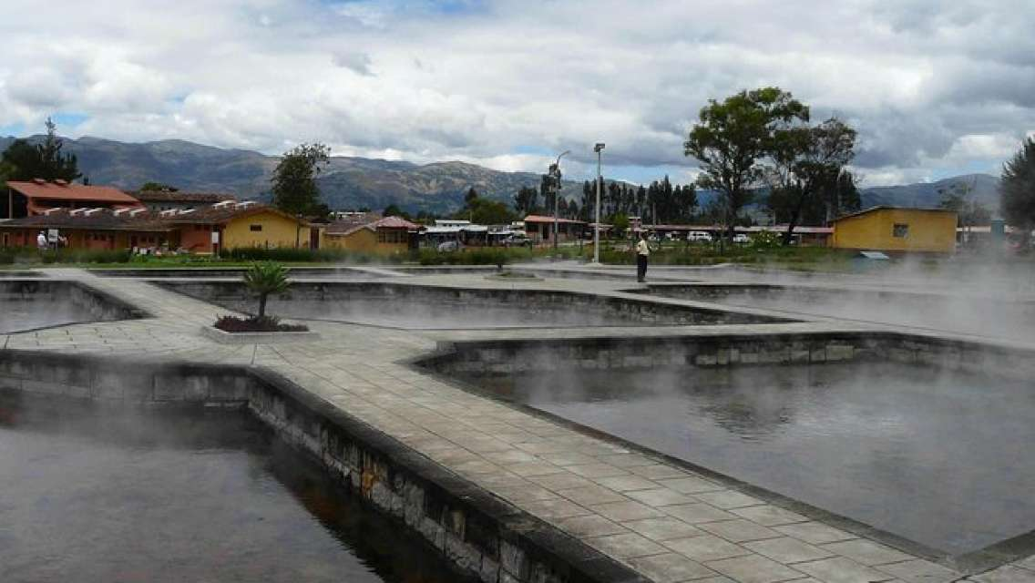 Cajamarca: Inca's Bath - Private tour