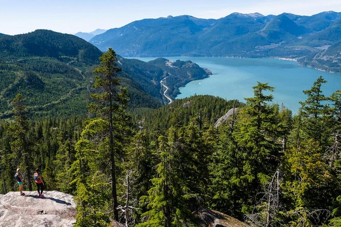 Private Sightseeing Tour: Sea to Sky Magic