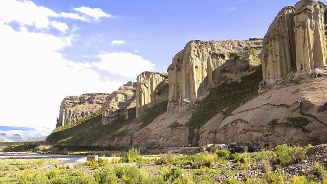 2D Private Tour to Arequipa by Colca Canyon, from Cusco