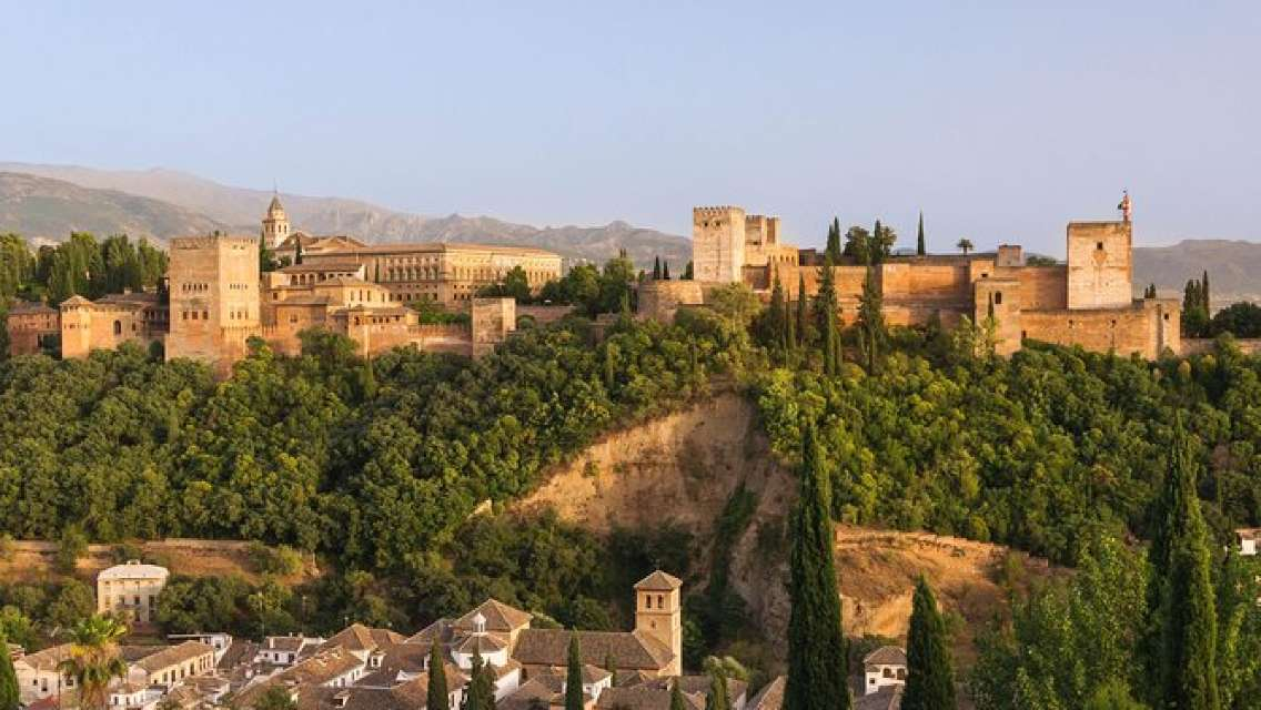 Skip the Line Alhambra Guided Tour