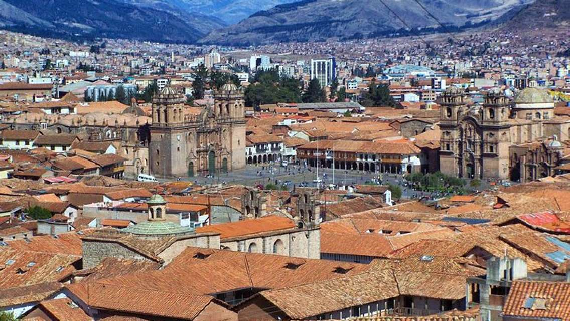 Half-Day Cusco City Guided Biking Tour