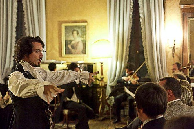 ヴェネツィアのMusica a Palazzo「オペラの旅」パフォーマンス