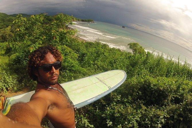 Shore Excursion - Surf Lessons - Diakachimba!